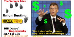 Bill Gates Vergara Trial Crime Scene