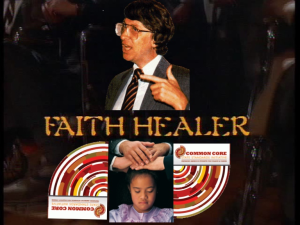 Faith Healer CCSS